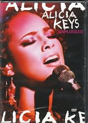 DVD image ALICIA KEYS - UNPLUGGED - (DVD)
