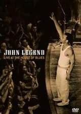 DVD image JOHN LEGEND / LIVE AT THE HOUSE OF BLUES - (DVD)