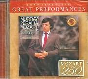 MOZART / PIANO CONCERTO N 1 - 2 - 3 - SCHROTER JOHANN SAMOYEL / PIANO CONCERTO N 3 / MURRAY PERAHIA - E.C.O