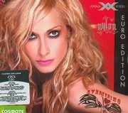 CD + DVD image ANNA VISSI / NYLON - [EURO EDITION] (2 DUAL DISC CD / DVD)