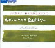 DESMAREST / GRAND MOTETS VOL.II / LE CONCERT SPIRITUEL