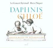 BOISMORTIER / DAPHNIS & CHLOE - PASTORALE / LE CONCERT SPIRITUEL (2CD)