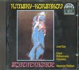 CD image RIMSKY KORSAKOV / SCHEHRAZADE