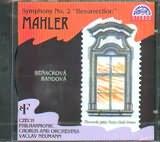 CD image MAHLER / SYMPHONY NO.2 - (NEUMANN)