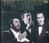 CD image THE FAMOUS TENORS / NESSUM DORMA [PAVAROTTI DOMINGO - CARRERAS] (2CD)