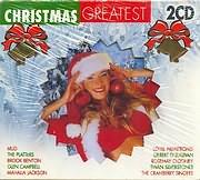 CD image for CHRISTMAS GREATS - (VARIOUS) (2 CD)
