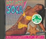 CD image for HOT HOT SOCA - (VARIOUS)