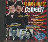 CD image A GOLDEN HOUR OF COMEDY - (OST)