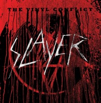 LP image SLAYER / VINYL CONFLICT (10 LP) (VINYL)