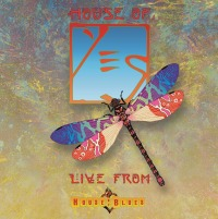 LP image YES / LIVE FROM THE HOUSE OF BLUES (3 LP) (VINYL)