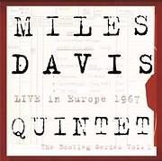 LP image MILES DAVIS QUINTET / LIVE IN EUROPE 1967 - THE BOOTLEG SERIES VOL.1 (5 LP) (VINYL)