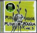 CD + DVD image PUNK - O - RAMA VOL.9 - INCLUDES FREE DVD ( (CD + DVD) VIDEO) - (VARIOUS)