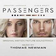 CD Image for PASSENGERS (2LP) (VINYL) - (OST)