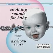 LP image RAYMOND SCOTT / SOOTHING SOUNDS FOR BABY, VOL. 1 - 3 (3LP) (VINYL)