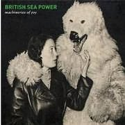 CD Image for BRITISH SEA POWER / MACHINERIES OF JOY