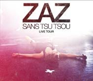 CD + DVD image ZAZ / SANS TSU TSOU LIVE TOUR (CD + DVD)