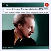 CD image LEOPOLD STOKOWSKI / THE STEREO COLLECTION 1954 - 1975 (14 CD)