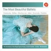 CD image THE MOST BEAUTIFUL BALLETS - (VARIOUS)