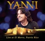 CD image for YANNI / LIVE AT EL MORRO PUERTO RICO (CD + DVD)