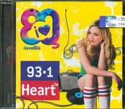 CD image I LOVE 80s / 93.1 heart fm
