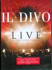 IL DIVO / <br>LIVE AT THE GREEK - (DVD)