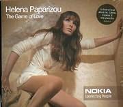 ΕΛΕΝΑ ΠΑΠΑΡΙΖΟΥ / <br>HELENA PAPARIZOU / <br>THE GAME OF LOVE