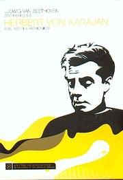 DVD image BEETHOVEN SYMPHONY N 5 - 6 - 7 - 8 - HERBERT VON KARAJAN BERLIN PHILHARMONIKER - (DVD VIDEO)