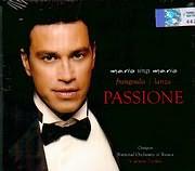 CD image MARIOS FRAGKOULIS / MARIO FRANGOULIS SINGS MARIO LANZA - PASSIONE