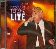 CD image ΠΑΣΧΑΛΗΣ ΤΕΡΖΗΣ / LIVE (2CD)