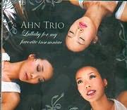 CD image AHN TRIO / LULLABY FORV MY FAVORITE INSOMNIAC (2CD)