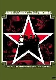 DVD image RAGE AGAINST THE MACHINE / LIVE AT THE GRAND OLYMPIC AUDITORIUM - (DVD)