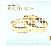 CD image MUSIC FOR WEDDINGS
