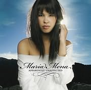 CD + DVD image MARIA MENA / APPARENTLY UNAFFECTED (CD + DVD)