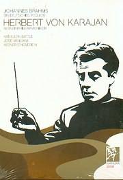 DVD image BRAHMS / EIN DEUTSCHES REQUIEM - HERBERT VON KARAJAN - WIENER PHILHARMONIKER