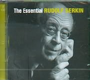 CD image RUDOLF SERKIN THE ESSENTIAL - BEETHOVEN - MENDELSOHN - SCHUBERT - BRAHMS - SCHUMANN - MOZART (2CD)