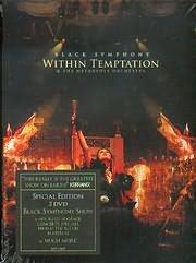 DVD image WITHIN TEMPTATION - BLACK SYMPHONY (2 DVD) - (DVD)