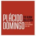 CD image PLACIDO DOMINGO / PLACIDO DOMINGO ALBUM COLLECTION (12 CD)