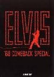 DVD image ELVISPRESLEY / ELVIS: 68 COMEBACK (DELUXE EDITION 3 DVD) - (DVD)