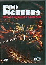 DVD image FOO FIGHTERS / LIVE AT WEMBLEY STADIUM - (DVD VIDEO)