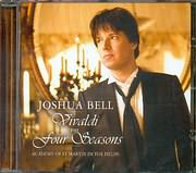 CD image VIVALDI / THE FOUR SEASONS - JOSHUA BELL