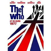 DVD image THE WHO - LIVE AT KILBURN 1977 (2 DVD) - (DVD)