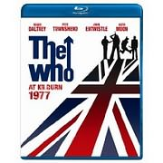 DVD image THE WHO / LIVE AT KILBURN 1977 (BLU - RAY VERSION)