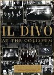 DVD image IL DIVO - AT THE COLISEUM - (DVD)