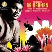 CD image A.R. RAHMAN / THE BEST OF A.R. RAHMAN - MUSIC AND MAGIC
