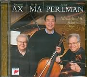 CD image MENDELSSOHN / PIANO TRIO - EMANUEL AX - YO YO MA - ITZHAK PERLMAN