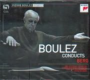 CD image PIERRE BOULEZ / CONDUCTS - BERG (5CD)