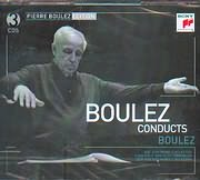PIERRE BOULEZ / <br>CONDUCTS - BOULEZ (3CD)