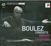 CD image PIERRE BOULEZ / CONDUCTS BEBUSSY (5CD)