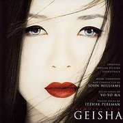 CD image MEMOIRS OF A GEISHA (JOHN WILLIAMS) - (OST)