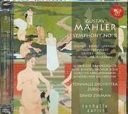 MAHLER / SYMPHONY N 8 - TONHALLE ORCHESTRA ZURICH - DAVID ZINMAN (2 SACD)